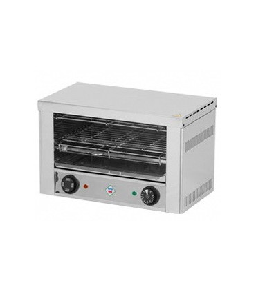 Toaster 1 grille 2 kW Red Fox RM GASTRO