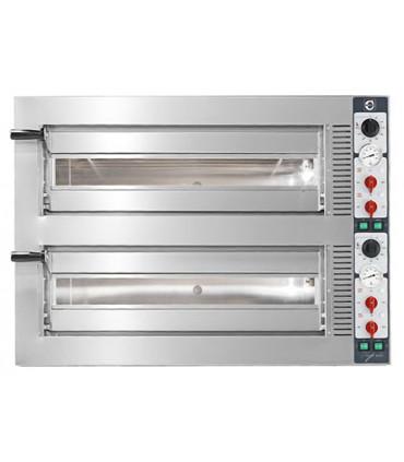Four pizza électrique Tiepolo TP635/2CM CUPPONE