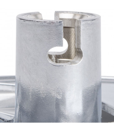 Robot-Coupe 28134 disque Ø 190 mm 2 encoches axe fixation diam. 18 mm