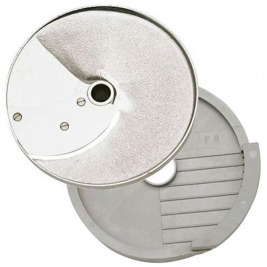 Disque frites 8x8mm 28134 Robot-Coupe CL50, CL52, CL55, CL60, R502, R652