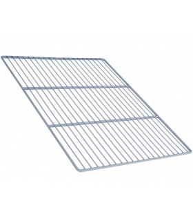 Grille gastronorme GN2/1 rilsanisée 530x650mm GN650TN.08