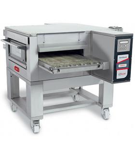 Four pizza à convoyeur électrique tapis 50 cm Zanolli SYNTHESIS 08/50 V PW - 55 pizzas/heure