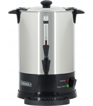 Coffee percolator 48 cups SP Casselin CPC48S