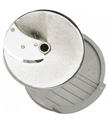Disque frites 10x10mm 28135 Robot-Coupe CL50, CL52, CL55, CL60, R502, R652