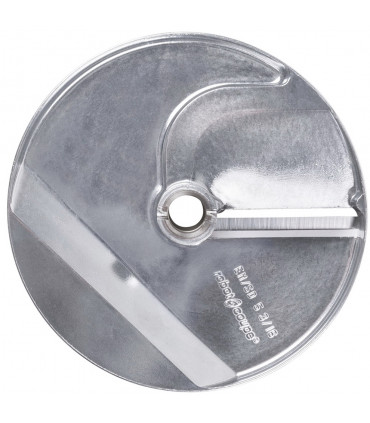 28110 disque éminceur (28128) équipement macédoine 5x5x5mm Robot-Coupe CL50, CL52, CL55, CL60, R502, R652