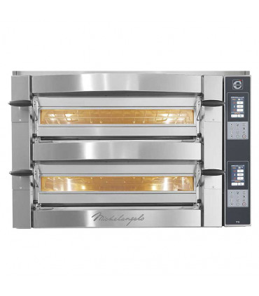 Four pizza Cuppone MICHELANGELO ML435/2TS