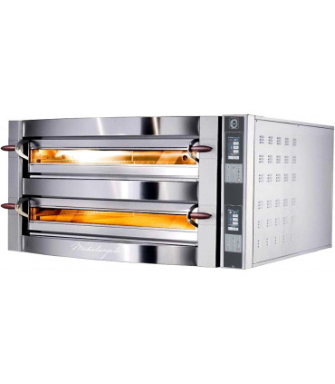 Four pizza électrique Michelangelo ML435/2-TS Touch-Screen Cuppone