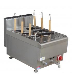JUS-DM-2 - Cuiseur à pâtes électrique top de table 15L 5,4kW