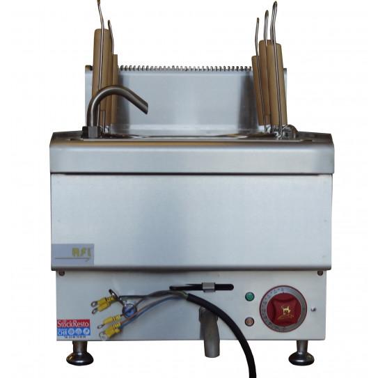 JUS DM 2 - Cuiseur à pâtes électrique top de table 15L 5,4kW - Triphasé 380 V