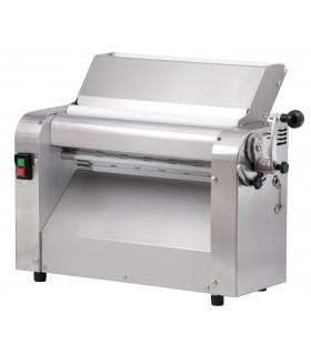 Super Dérouleuse machine à pâtes fraîches à rouleaux inox polis IGF 3200/LM42