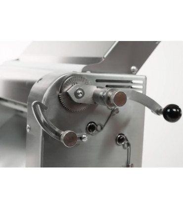 Micrometric adjustment system with gears and roll openning/closing indicator 3200/LM42