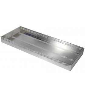 Bac inox pour buffet froid BREAKFAST SCAIOLA VASCA INOX VASCXBRE