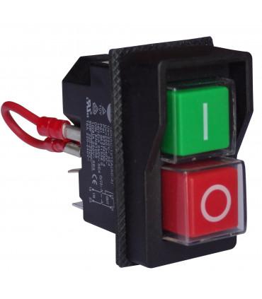 Interrupteur générale KJD17 KEDU pour façonneuse pizza IGF 2300/M40 et 2300/M30 - 2300/M30Z03 et 2300/B40Z06