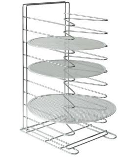Râtelier range grilles à pizza 10 niveaux AC-PRO2 GI-METAL