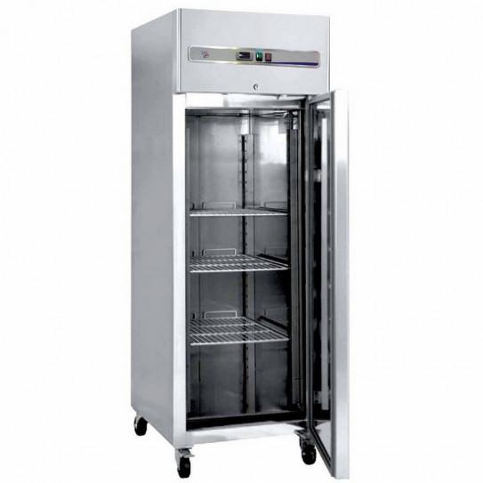 Armoire froide réfrigérée positive 650L 1 porte inox GN650TN - L2G