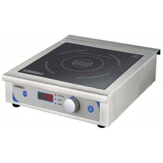 Plaque à induction 3500 W Mono 230 V CPAI500B Casselin