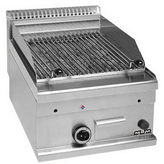 GPL usage extérieur Barbecue 3 Brûleurs en acier inoxydable plancha gaz Crêpière BBQ CE