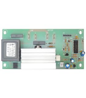 Carte électronique de puissance pour façonneuse pizza IGF 2300 L40 L30 ou GAM - Dim plaque ≃ 125x62mm - 2300/L40Z10