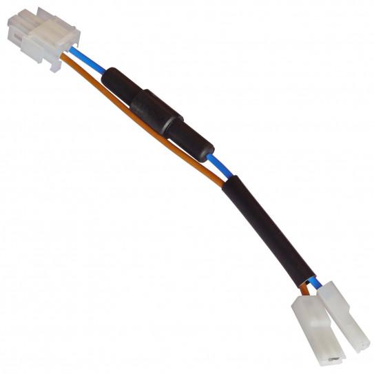 B203022 Cable porte-fusible verre 5x20 pour façonneuse L40 L30 L40P IGF