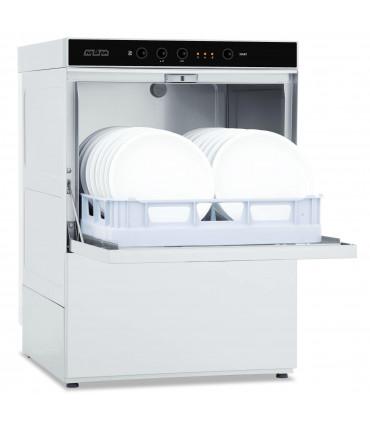 Lave-vaisselle + adoucisseur MBM LS506TA Tri 400 V frontal panier 500 x 500