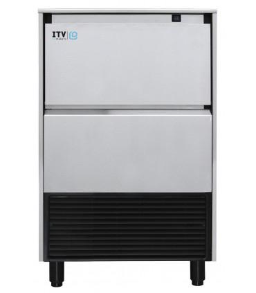 Machine à glaçons pleins 100 kg/24h SUPER STAR NG110 ITV
