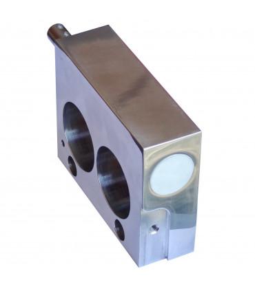 Bloc inférieur droit complet et monté avec vis sans fin, roulements, IGF 2300 L30, L40, PL40 ou GAM R30, R40...