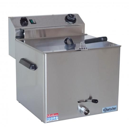 Friteuse électrique professional 11L triphasée 8,1kW RM Gastro / Bartscher