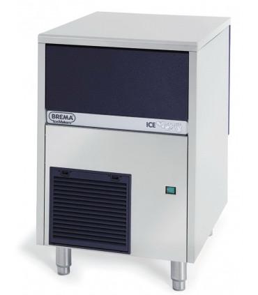 Machine à glaçons pleins 40kg/24h Tropicalisée BREMA CB416 A-HCW