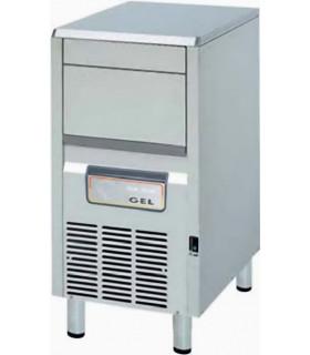 Machine à glaçons 37 kg / 24 h refroidissement air système à palettes
