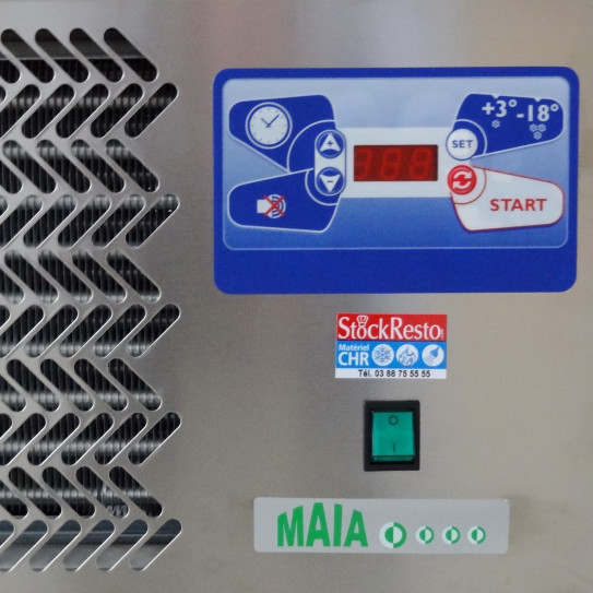 Cellule de refroidissement 10 niveaux clavier de commande - AT10ISO