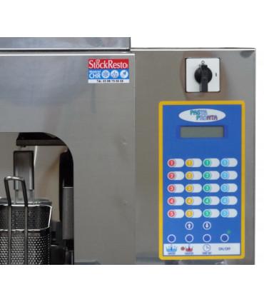 Cuiseur à pates automatique Pastapronta 20L CP4 panneau de commandes