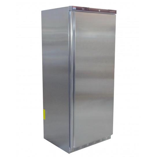 Congélateur vertical 555L inox extérieur HF600S/S 7450.0575
