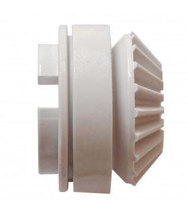 Engrenage externe conducteur cylindre externe formeuse pizza Prismafood DSA420 DSA310 JILO 42 JILO 31 - Ancien blanc 3I010001