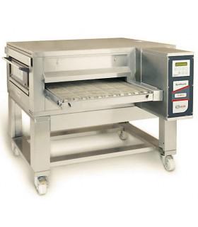 Four pizza à convoyeur électrique tapis 65 cm Zanolli SYNTHESIS 11/65 V - 110 pizzas Ø 30cm/heure/heure
