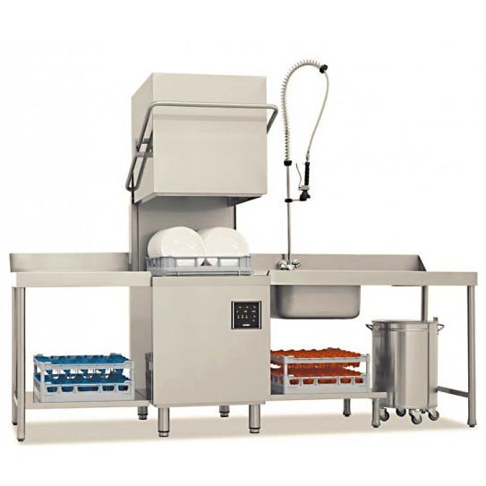 Lave-vaisselle à capot MBM LK606 triphasé
