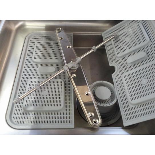 Lave-vaisselle à capot MBM LK606 bras de lavage inférieur + filtre de cuve intégral de série