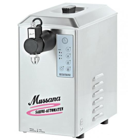 Machine à Chantilly PONY 2 litres Minitronic Mussana