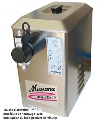 Système de nettoyage automatique - Machine à Chantilly 2 L PONY Mussana