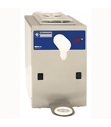 Machine réfrigérée à chantilly en inox cuve 2 litres (100 L/h) - Diamond MCV/2
