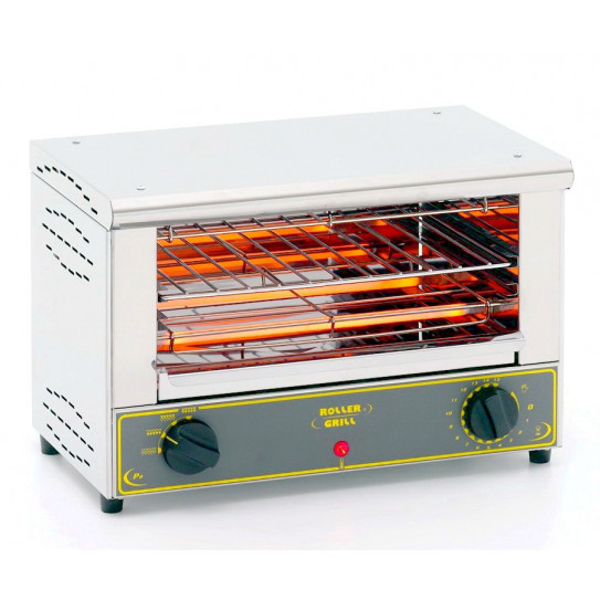 Toaster BAR 1000 ROLLER GRILL 2kW 1 étage