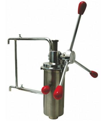 Doseur à chichi manuel - cuve et piston inox - capacité 1,5L - CHICHIM Sofraca