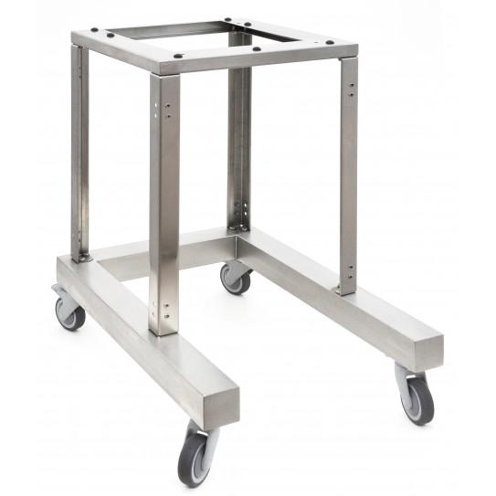 Chariot kit support de jonction pour combiner la Diviseuse P40 et la Bouleuse KALI - VELMA Pastaline
