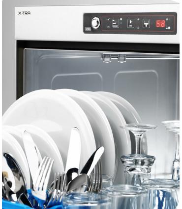 Lave-vaisselle professionnel frontal PRO X-50B sammic X-TRA détail
