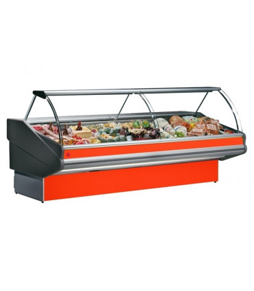 Vitrine comptoir réfrigérée ventilé 300 NOLA 300 DAP