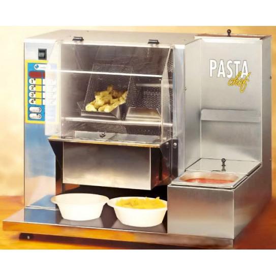 Cuiseur à pates automatique Pasta Chef 10 L Mono 3kW - PL6 euroCHEF