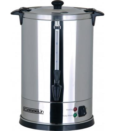 Percolateur à café 60 tasses avec filtre permanent - CPC60 CASSELIN