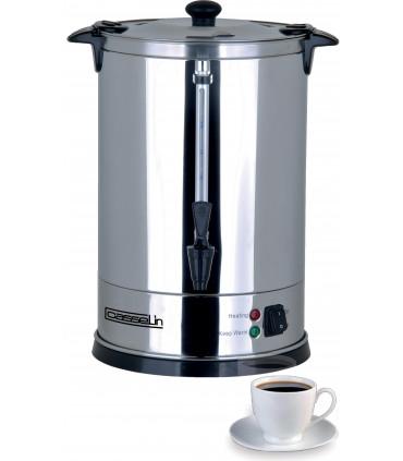 Percolateur à café 60 tasses filtre permanent - Casselin CN.CPC60