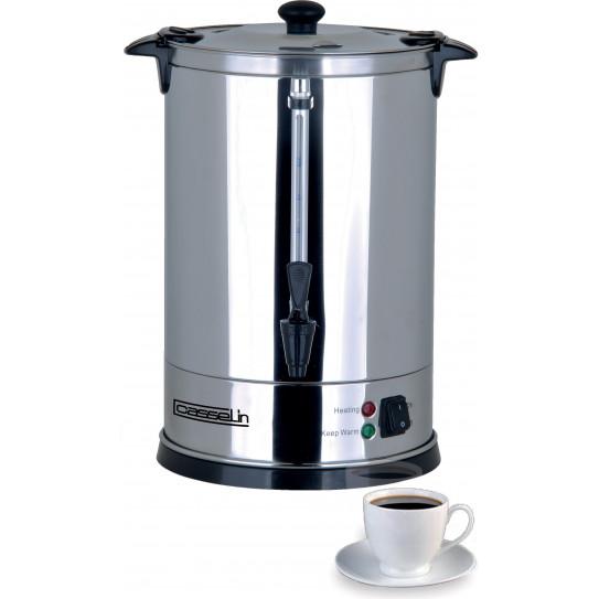 Percolateur à café 100 tasses filtre permanent - Casselin CPC100