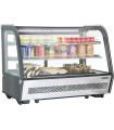 Vitrine réfrigérée 160L ventilée à poser CVR160L