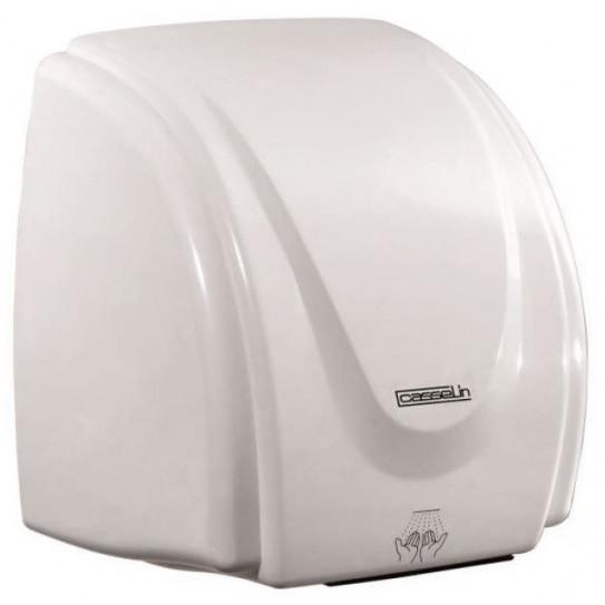 Sèche-mains en ABS Blanc - CSM1 Casselin